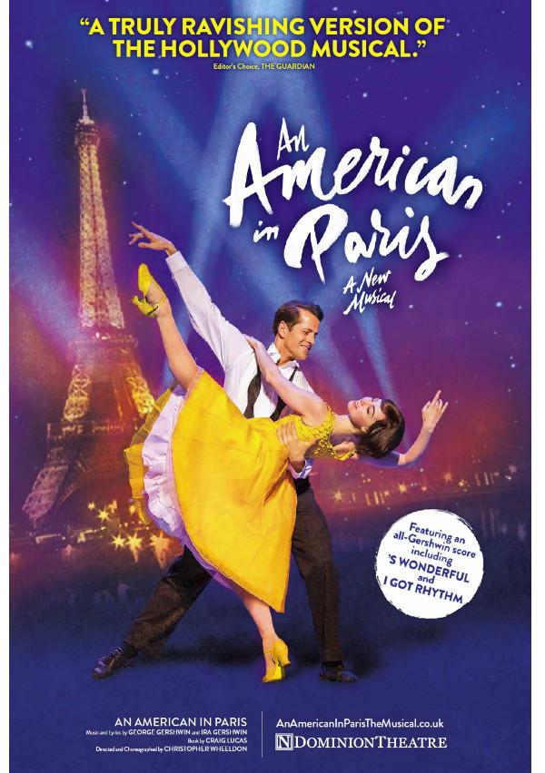 An America in Paris