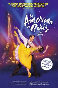 An American In Paris poster 2