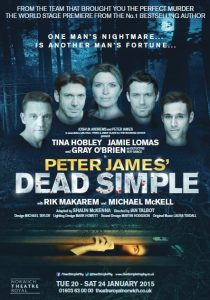 Dead Simple poster 2