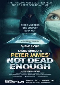 Not Dead Enough poster 2