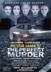 The Perfect Murder poster 2